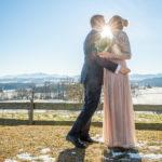 Hochzeit Brautpaar Weyarn Lindl